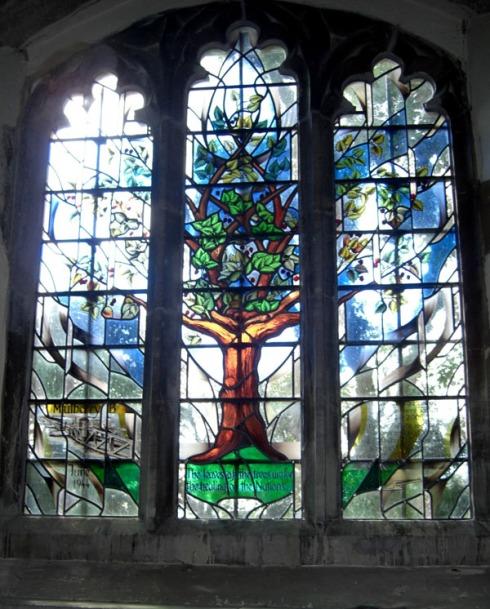 St Pete's Church Oare