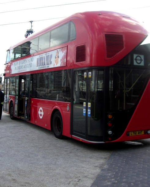 New Route Master