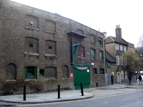 Whitechapel Bell foundary
