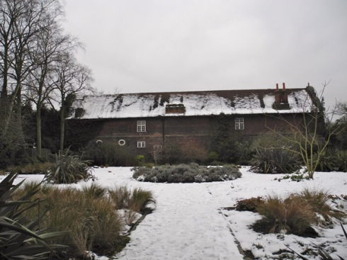 Walled Garden Charlton House
