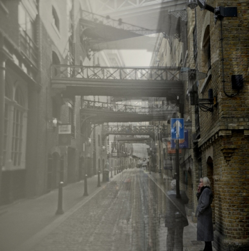 Butler's Wharf montage