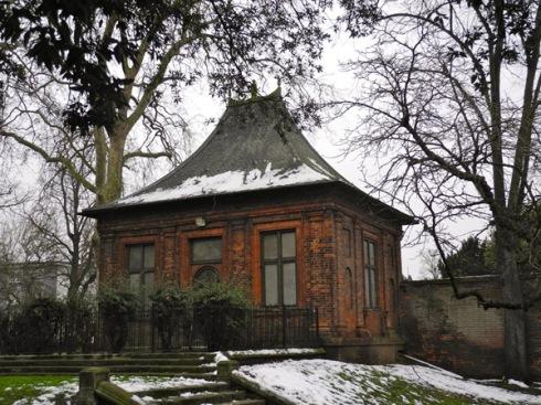 Garden House Charlton House