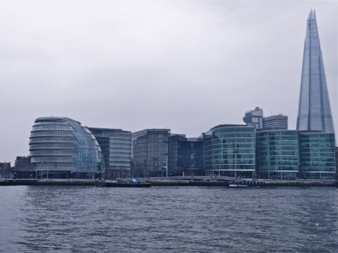 Former site of Hay's Wharf