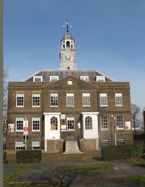 Clock House Woolwich Dockyard