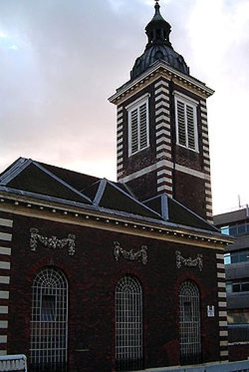 St Benet's Paul Wharf