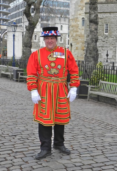 Yeoman Warder of the Tower of London