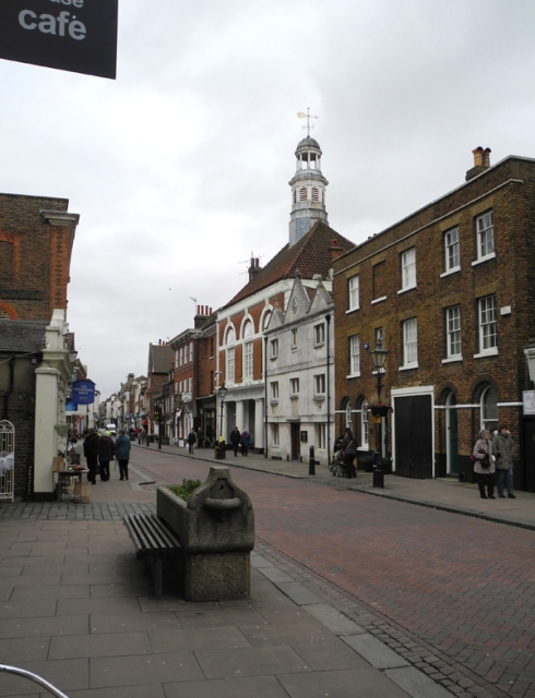 Rochester High Street