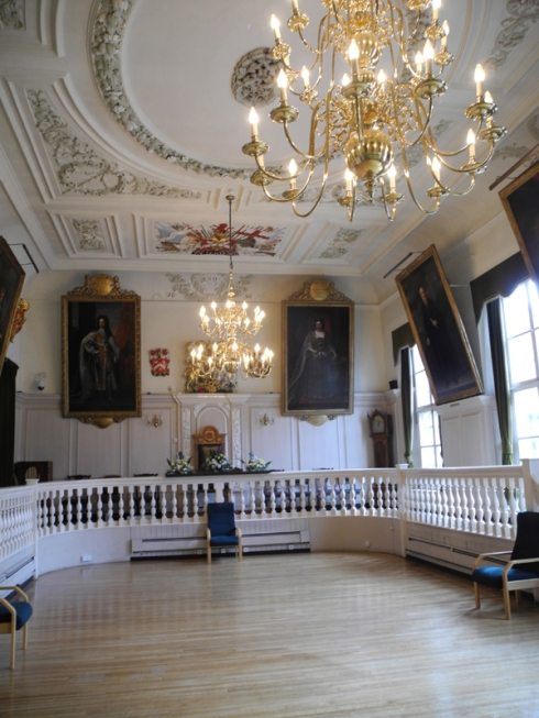 Assembly Room Guildhall