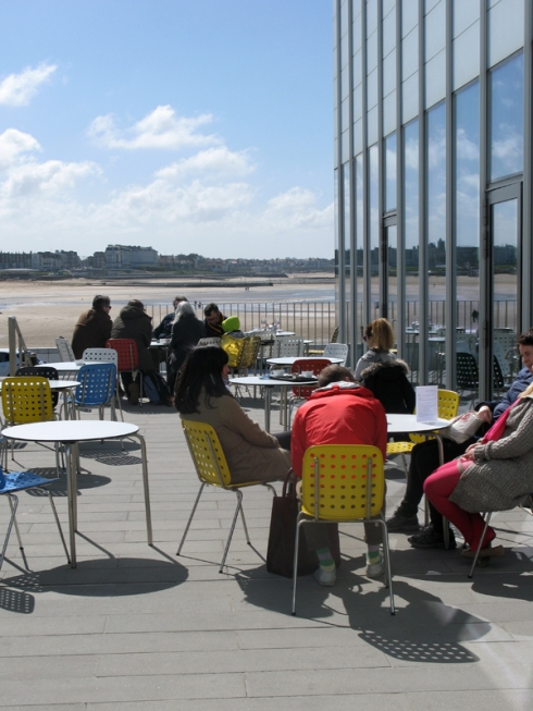 View from Turner Contemporary