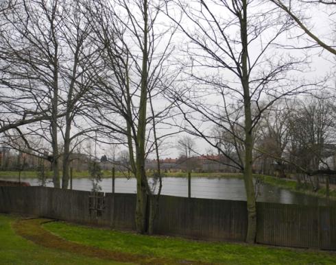 Mulgrove Pond