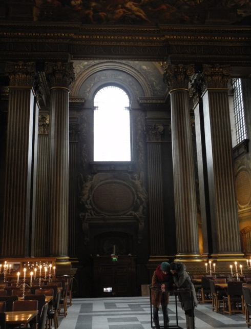 Painted Hall ORNC