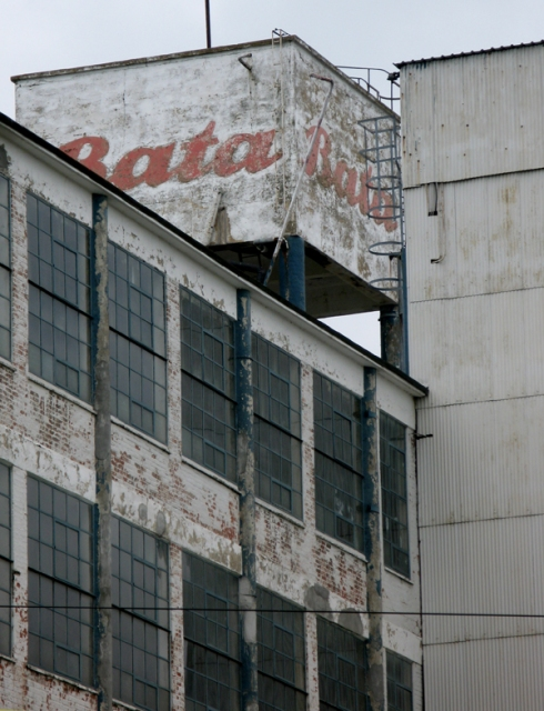 Bata Factory East Tilbury