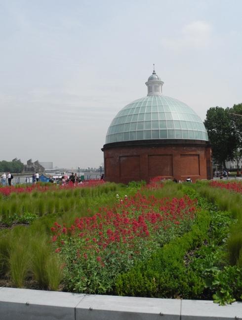 Cutty Sark Gardens Greenwich