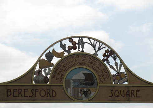 Portal Beresford Square Woolwich