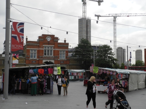 Woolwich Market Beresford Square
