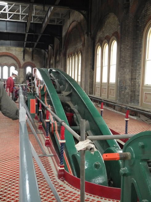 Prince Consort beam engine