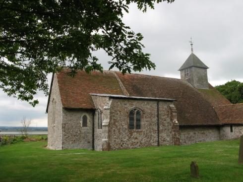 St Thomas Apostle Church Harty