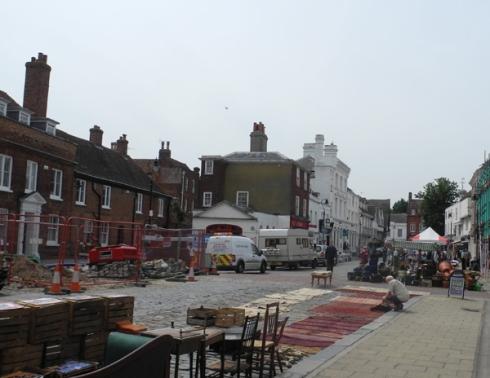 Faversham Market Kent