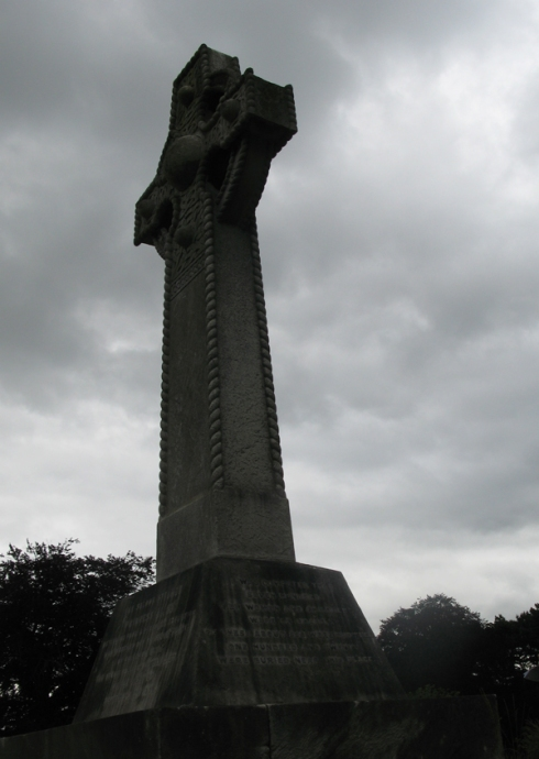 Memorial Cross Princess Alice Disaster