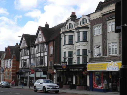 Eltham High Street