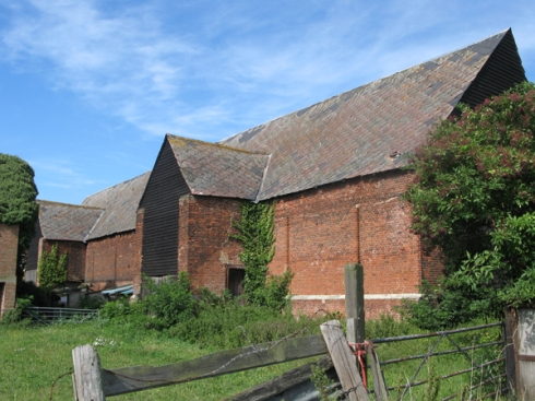 Howbury Jacobean Barn