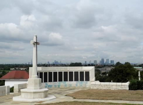 Greemwich Cemetery