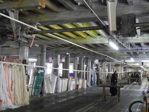 Ropery Chatham Dockyards