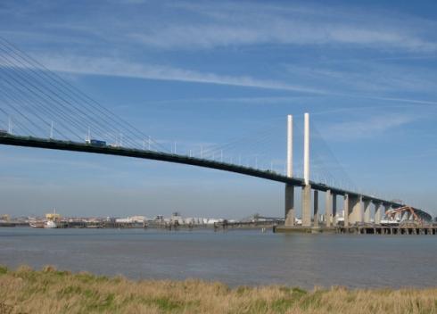QE 11 Bridge Dartford