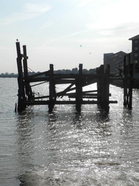 The Thames Erith