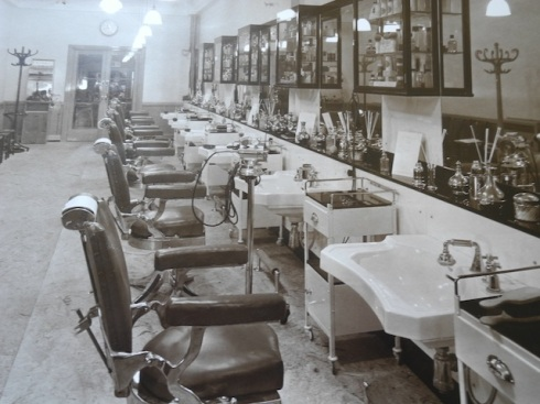 Hairdressing Department
