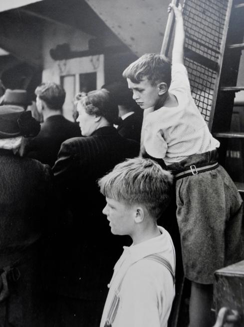Woolwich Ferry 1961