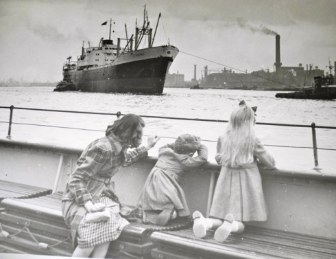 Woolwich Ferry 1960s