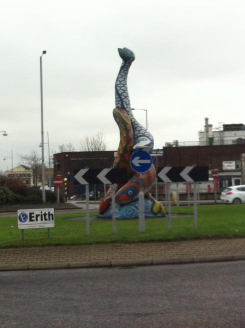 Erith Town Centre