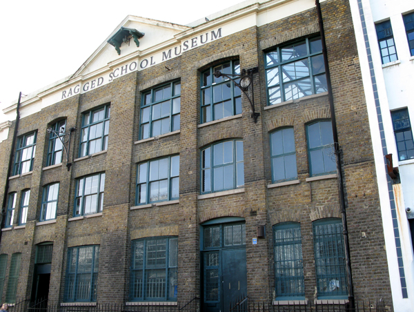 Ragged School Thamesfacingeast