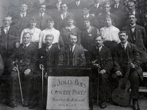 Jolly Boys Concert Party