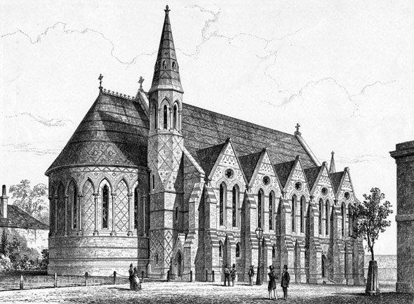 Royal Dockyard Chapel Woolwich