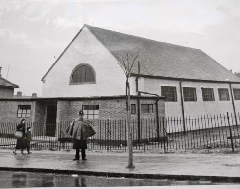 Frankie Howerd Community Hall