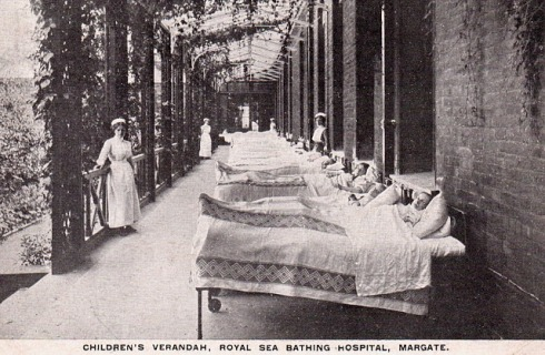 MT. 233. Sea Bathing Hosp. 1913