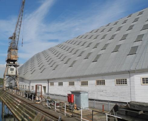Slip Cover Chatham Dock