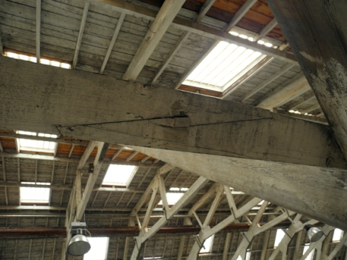 Splayed Scarf Joint