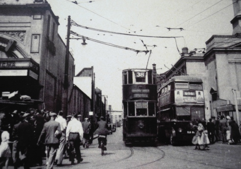 Last Trams in Woolwich