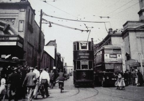 Last Trams in Woolwich