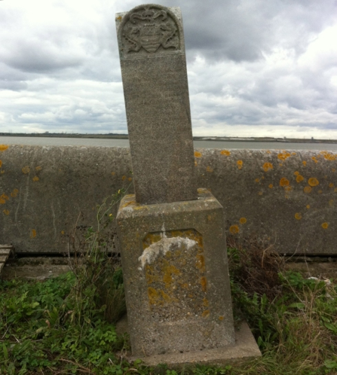 Eastern Marker of Thames Watermen and Lightermen