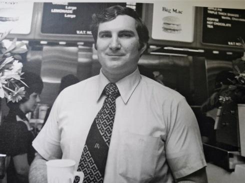 Paul Preston Manager