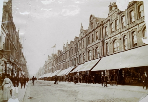 Early C20th Powis Street