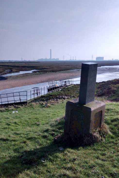 Thames Boundary Stone
