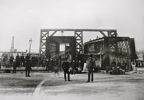 South Pier of Woolwich Ferry